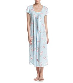 Miss Elaine® Floral Bouquet Night Gown