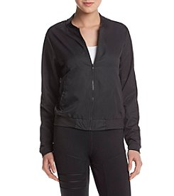Jessica Simpson - The Warmup Tulip Mesh Back Bomber
