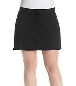 Exertek® Plus Size Knit Skort