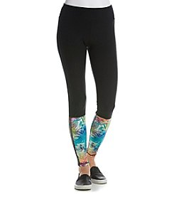 Charmed Hearts® Floral Performance Leggings
