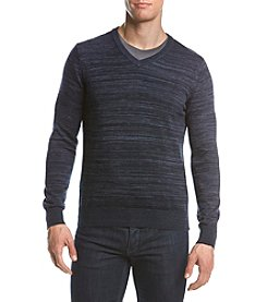Perry Ellis® Men's Long Sleeve Virgo Shirt