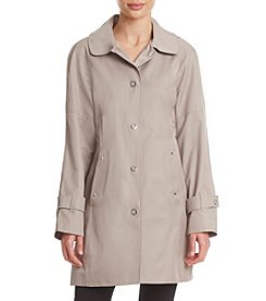 London Fog® A-Line Walker Coat