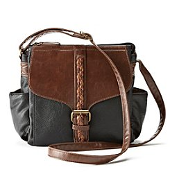 GAL Harness Braid Crossbody
