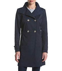 Ivanka Trump® Double Breasted Walker Coat