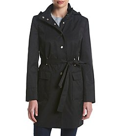 Ivanka Trump® Hooded Trench Coat