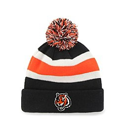 Fan Favorite NFL® Cincinnati Bengals Men's Breakaway Beanie with Pom