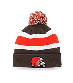 Fan Favorite NFL® Cleveland Browns Men's Breakaway Beanie with Pom