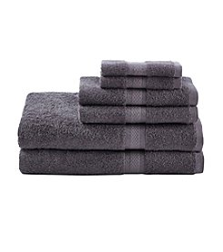LivingQuarters 6-Pc. Towel Set