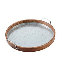 Thirstystone® Round Serving Tray With Handles
