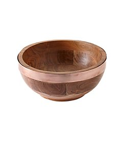 Thirstystone Wood Bowl