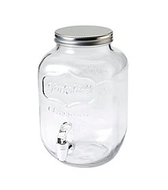 Living Quarters Mini Yorkshire One-Gallon Beverage Dispenser