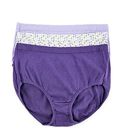 Jockey® 3-Pack Breathe Briefs
