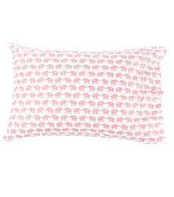 Living Quarters Elephant 225- Thread Count Set of 2 Pillowcases