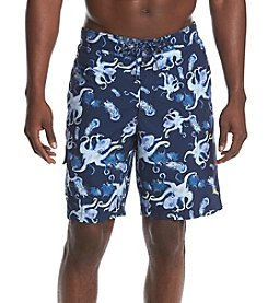 Tommy Bahama Men's Baja Kraken Up 9-Inch Board Shorts