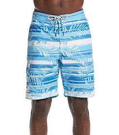 Tommy Bahama® Men's Baja Leaf On The Water Swim Trunks