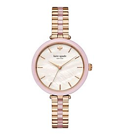 kate spade new york® Acetate Holland Watch