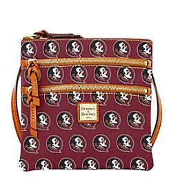 Dooney & Bourke® NCAA® Florida State Seminoles Triple Zip Crossbody