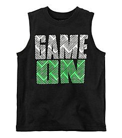Carter's Boys' 2T-5 Game On Graphic Muscle Tee