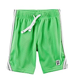 Carter's Boys' 2T-6 Active Mesh Shorts