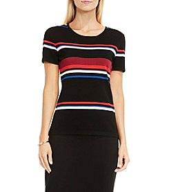 Vince Camuto® Striped Sweater