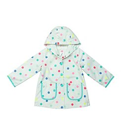 Carter's®  Baby Girls' Dot Print Rainslicker