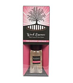 Wood Essence™ Pink Raspberry Lemonade Reed Diffuser
