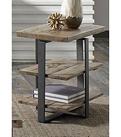 Liberty Furniture Baja Chairside Table