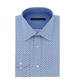 Sean John® Men's Maze Printed Regular Fit Dress Shirt