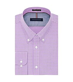 Tommy Hilfiger® Men's Iris Gingham Slim Fit Dress Shirt