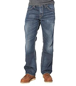 Silver Jeans Co. Men's Gordie Rinse Wash Jeans