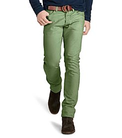 Polo Ralph Lauren® Men's Varick Slim-Straight Stretch Jeans
