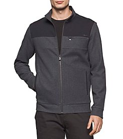 Calvin Klein Men's Long Sleeve 2-Color Jacket