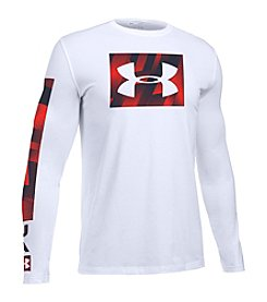 Under Armour® Short Wave Long Sleeve Tee
