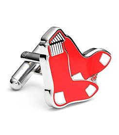 Cufflinks Inc. Men's MLB® Red Sox Logo Cufflinks