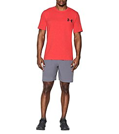 Under Armour® Men's Fast Left Chest Mantra Short Sleeve Shirt