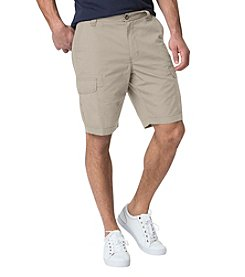 Chaps® Men's Big & Tall Cotton Ripstop Cargo Shorts