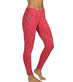 ZooZatZ™ NCAA® Wisconsin Badgers Women's Space Dye Leggings
