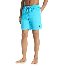 Nautica® Men's Quick-Dry Nylon Swim Trunks