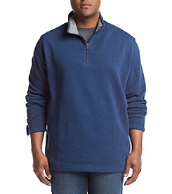 Izod® Men's Big & Tall Zip Sweater