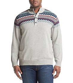 Izod® Men's Big & Tall Long Sleeve Shirt