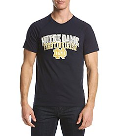 Champion® NCAA® Notre Dame Fighting Irish  Men's Short Sleeve Shirt