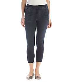 Bandolino® Petites' Thea Pull On Legging Crop Pants