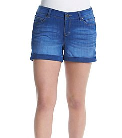 Celebrity Pink Plus Size Streaky Shorts