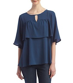 A. Moon Crepe Top