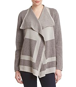 Alfred Dunner® Open Cardigan Sweater
