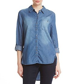 Bandolino® Maria Chambray Denim Shirt