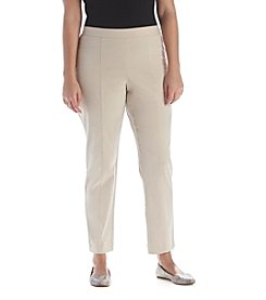 Rafaella® Plus Size Power Stretch Pants