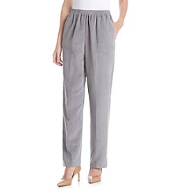 Alfred Dunner Petites' Cordouroy Pants