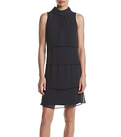 Jessica Howard® Tiered Shift Dress