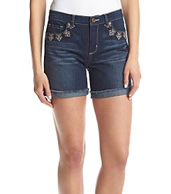 Vintage America Blues™ Embroidered Shorts